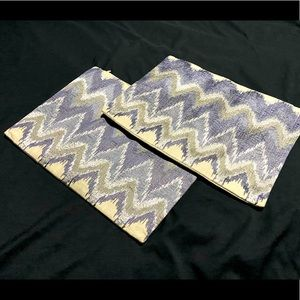 Chevron Pillow Covers